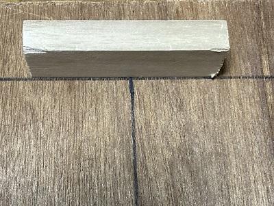 板と木材を装着した画像