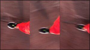 プーマハイブリッドでランニング中の様子の画像